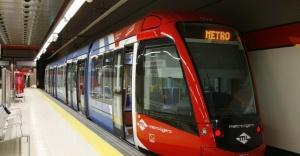 İstanbul'da 5 ilçe yer altından Metro ile birleşti