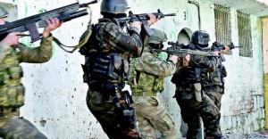 JÖH ve PÖH, 'meskun mahal' operasyonları için Afrin'e gidiyor