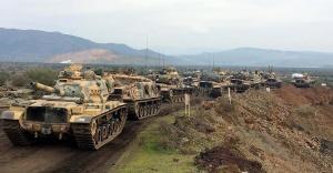 YPG'lilerin Kilis sınırıyla bağlantısı kesildi