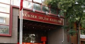 YSK'dan Kılıçdaroğlu'na suç duyurusu