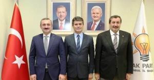 Ak Parti Ataşehir İlçe Başkan Adayı...