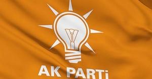 Ak Parti  İlçe Başkanlıkların'da değişim süreci başladı