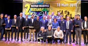 """BATMAN BİZİ BÜYÜLEDİ"""