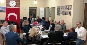 Çankırı Vakıf Mustafa CAN'la İlk Toplantısını gerçekleştirdi