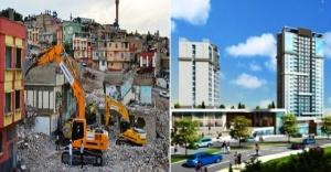 Depremin Çaresi Kentsel Dönüşüm