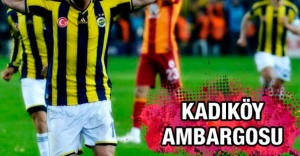 FENERBAHÇE KADIKÖY'DE DERBİ KAYBETMİYOR