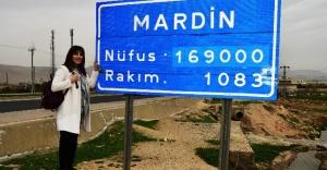 FUNDA ARAR MARDİN'DE