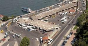 Harem Otogarı Pendik Kurtköy'e taşınacak