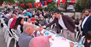 AK PARTİ ATAŞEHİR İFTAR YEMEĞİNDE...