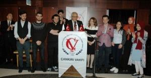 Çankırı Vakfı, Eğitim Gönüllüleri Boğaz'da İftarda Buluştu