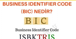 BIC Nedir, BIC Ne Demek, Türk Bankaları BIC Kodları
