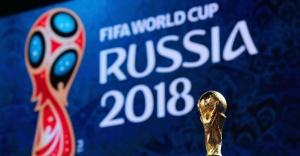 Dünya Kupası başlıyor