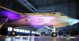 Türkiye'nin ilk F-35 Uçağı teslim edilecek.
