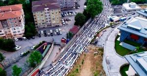Üsküdar'da 2 KM Uzunluğunda İftar Masası Kuruluyor