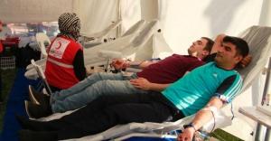 15 Temmuz'da kan bağışı yüzde 100 arttı