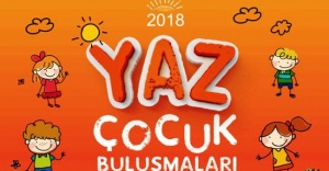 ATAŞEHİR#039;DE YAZ ÇOCUK BULUŞMALARI...