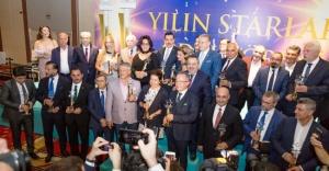 Yılın Starları Ödülleri Muhteşem...