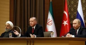 ABD yaptırımları yüzünden İran, Rusya, Çin ve Türkiye daha da yakınlaşacak