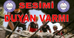SESİMİ DUYAN VARMI