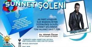 AK Parti Ataşehir Sünnet Şöleni...