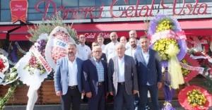 CELAL USTA 10. ŞUBESİNİ SARIGAZİ'DE AÇTI