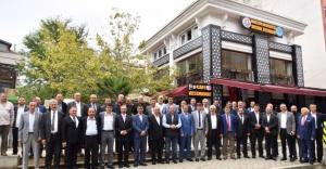 Maltepe'deki Ordululardan Başkan Ali Kılıç'a tam destek