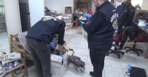 Ataşehir'de Sahte İlaç operasyonu