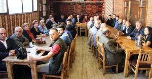 CHP Mevlana Mahallesi Üyeleri Kahvaltıda Buluştu