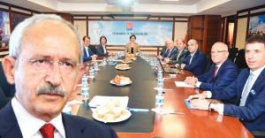 Kılıçdaroğlu İstanbul'da Garantili ilçeleri bizzat belirleyecek