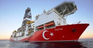 Türkiye'nin ilk sondaj gemisi Fatih ilk seferine çıkıyor