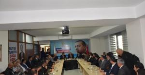 Ahmet Ayhan Kayaoğlu Aday Adaylık Başvurusunu Gerçekleştirdi