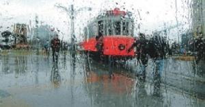 İstanbul geneli hafta sonuna kadar yağışlı