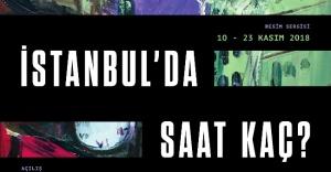 İstanbul'da Saat Kaç? Konseptli Resim Sergisi