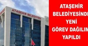 Ataşehir Belediyesi#039;nde Yeni...