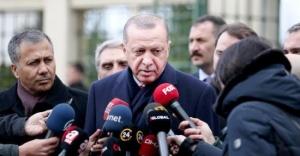 Erdoğan: Bu hafta içerisinde Bahçeli ile bir araya gelebiliriz