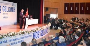 Giresun Federasyonu, Mehmet Kuğu ile yola devam dedi