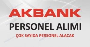 Akbank Personel Alımına İlişkin İlan Yayınladı