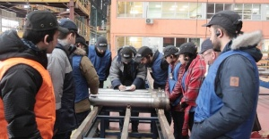 Akkuyu çalışacak Türk mühendisler eğitimlerini tamamladı