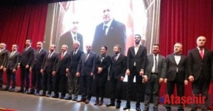 Ataşehir'de büyük buluşma