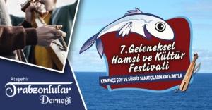 Ataşehirliler Hamsi, Kültür ve Sanat Festivali'nde Buluşuyor