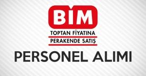 BİM Türkiye Geneli Personel Alımı Yapacak