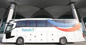 İSTANBUL HAVALİMANI'NA GÜNDE 140 SEFER
