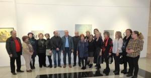 Kadıköy Sanatçılar Derneği'nden Karma Resim Sergisi