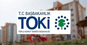 TOKİ'DEN AÇIK ARTIRMA