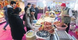 UNESCO Ödüllü Hatay lezzetleri Ataşehir'de