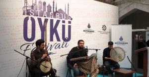 1. İstanbul Öykü Festivali Başladı