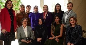 İsmail Erdem Ataşehirli iş kadınları ile bir araya geldi