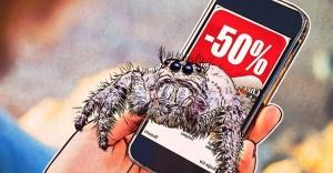 Mobil cihazlara yönelik saldırılar 2018'de iki kat arttı