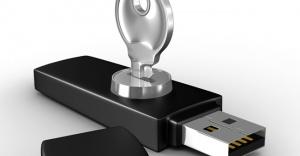 Attığınız USB'lere dikkat!