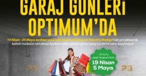 Garaj Günleri İstanbul Ataşehir Optimum'da